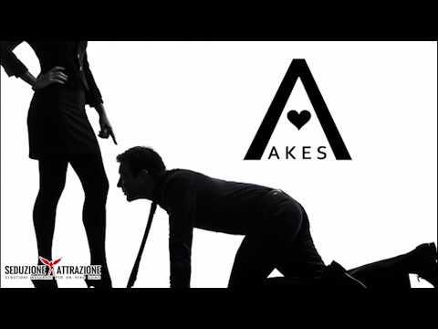 Akes - Uomo Zerbino [Prod.Wsht]  (per SeduzioneAttrazione.com - Seduzione Naturale per un Vero Uomo)