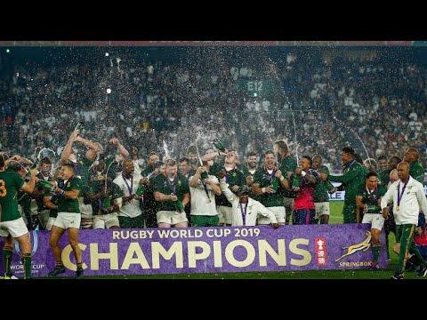 Südafrika ist Rugby-Weltmeister: Sieg im Finale gegen ...
