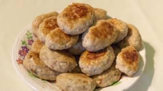 Как приготовить куриные котлеты вкусными и сочными [Домашняя Кухня]