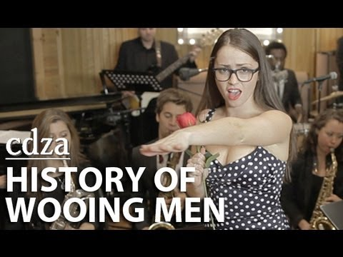 History of Wooing Men - cdza Opus No. 17