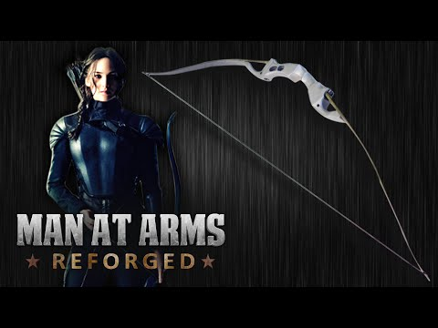 Katniss Bow The Hunger Games  MAN AT ARMS
