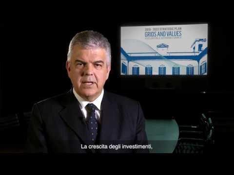 Luigi Ferraris: il piano di Terna 2019-2023