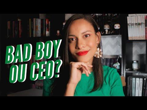 BAD BOY OU CEO? · LADRÕES DE CORAÇÕES ?// Barbara Sá
