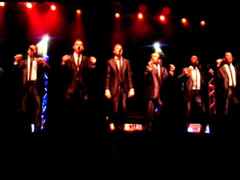 Straight No Chaser:  Tainted Love - Peoria, Illinois (10/13/2010)