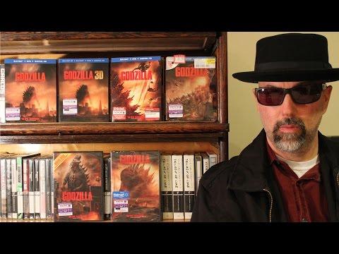 Godzilla 2014 Blu-ray and DVD Review
