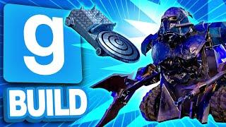 ROBOT WARS! | Gmod Build Off