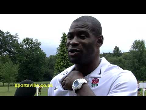 Ugo Monye talks RWC 2011, England & looking good