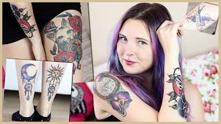 MEINE TATTOOS - Überblick aller Tattoos, Schmerzen + NEUES Ta...