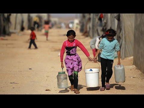 Ένα εκατομμύριο προσφυγόπουλα από τη Συρία εκτός σχολείου
