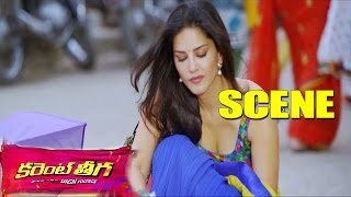 Sunny Leone Most Spicy Introduction Scene || Current Theega Movie Scenes