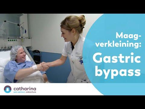 Wat is een gastric bypass?