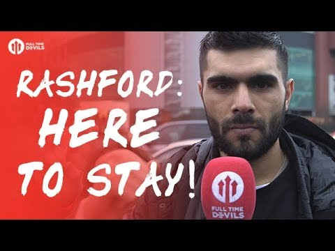 RASHFORD HERE TO STAY! Manchester United 2-1 Liverpool