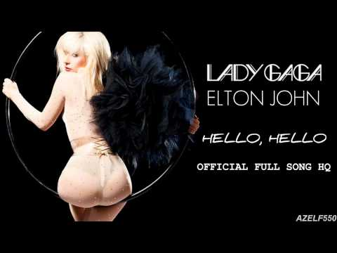 Hello Hello (Song) by Lady Gaga and Elton John