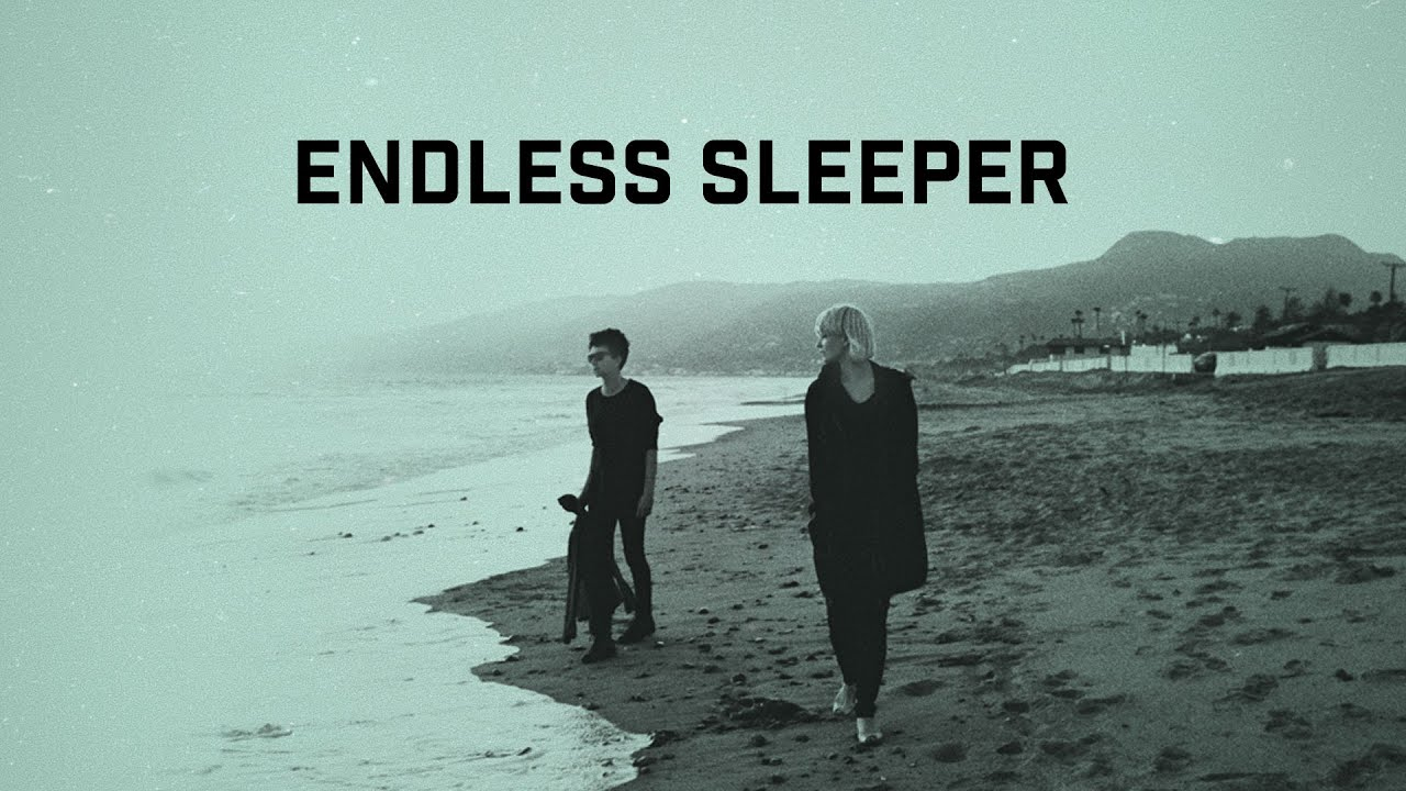 ASK iAN JUKEBOX * The Raveonettes – Endless Sleeper (Lyric Video)