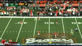 Marcus Mariota vs Oregon State (2012)