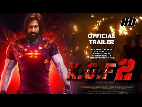 K.G.F Chapter 2 Official Trailer | Yash | Srinidhi Shetty|Sanjay Dutt |Prashanth N | Concept Trailer