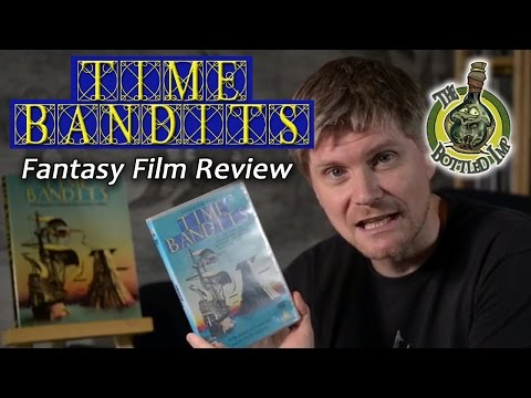 Fantasy Film Review: 'Time Bandits' Directed By Terry Gilliam.