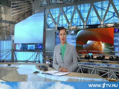 Екатерина Андреева читает новости аля Шило Кровосток