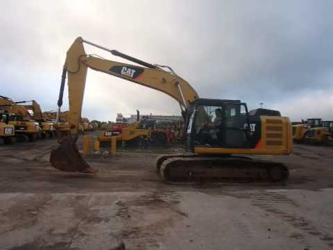 CATERPILLAR TRACK EXCAVATORS 320EL equipment video NgzKBzlvwcU