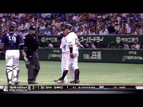 2013年プロ野球、好プレー、珍プレー、乱闘&名場面集