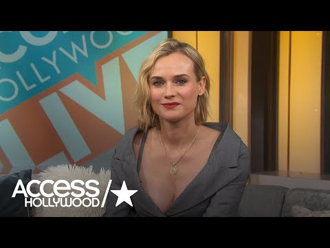 Diane Kruger: Making 'In The Fade' Was So Emotionally Difficult She Started Smoking
