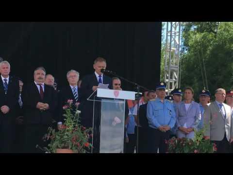 Rádió P - Dr. Túrós András ünnepi beszéd