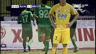 Thanh Hóa 3-2 Cần Thơ  (Vòng 18 V-League 2016), công phượng, u23 việt nam, vleague