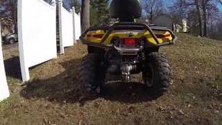 7. 2006 Can-Am 800 Max