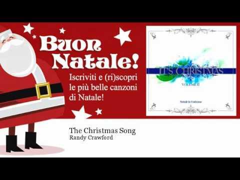 Tekst piosenki Randy Crawford - The Christmas Song po polsku