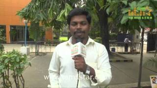 Munesh Raja at 1 Pandhu 4 Run 1 Wicket Movie Team Interview