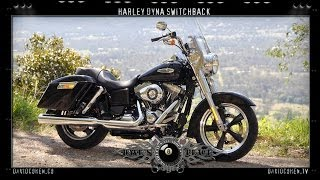 3. H-D FLD Dyna Switchback