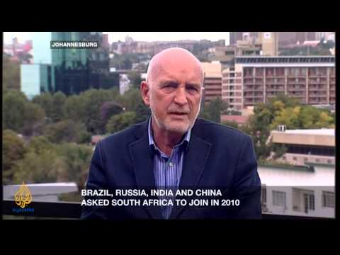economic - Is the vision that united Brazil, Russia, India, China and South Africa starting to crumble? To discuss this, Inside Story, with presenter Jane Dutton, is jo...