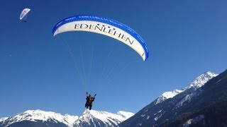 Finkenberg Austria  city photos gallery : Paragliding in Finkenberg (Austria)