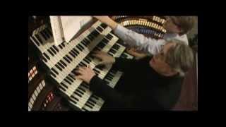 Video Wanamaker organ, Daniel Roth plays Franck Symphony II (24 April 2010) MP3, 3GP, MP4, WEBM, AVI, FLV Mei 2019