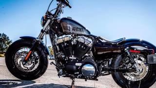8. 2015 Harley-Davidson Sportster Forty-Eight Gruene Harley Custom