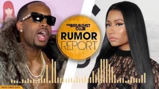 Video Safaree Says He 100% Propelled Nicki Minaj's Career, OJ Simpson Nears End Of His Prison Sentence MP3, 3GP, MP4, WEBM, AVI, FLV Maret 2018