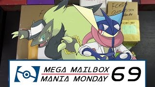 Pokémon Cards - Mega Mailbox Mania Monday #69! by The Pokémon Evolutionaries