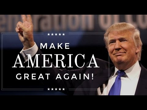 Video: THE FIRST DONALD TRUMP POLITICAL COMMERCIAL