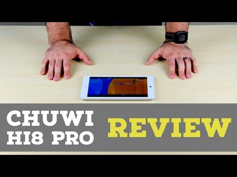 CHUWI Hi8 Pro Review: $100 Windows and Android Tablet