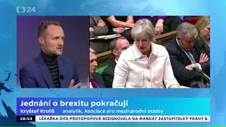 Jednání o brexitu pokračují