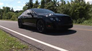 2010 Bentley Continental Supersports - Drive Time Review