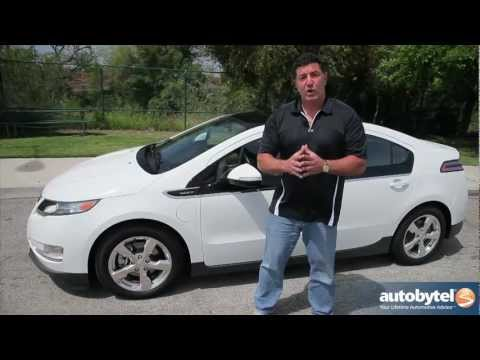 2012 Chevrolet Volt: Video Road Test and Review