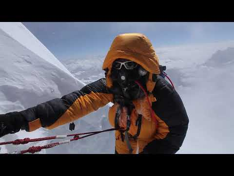 Everest The Summit Climb