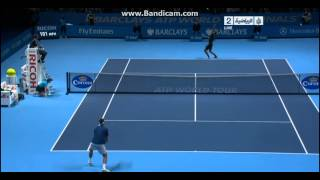 Tennis Highlights, Video - Djokovic vs Del Potro Highlights - ATP World Tour Finals 2013