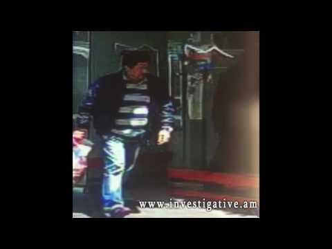 Խանութից գողացել են քաղաքացու բջջային հեռախոսը (տեսանյութ և լուսանկարներ)