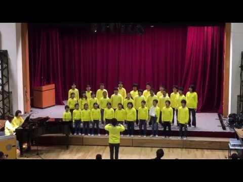 雨情の里音楽祭石岡小学校児童合唱