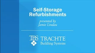 Self Storage Refurbishments