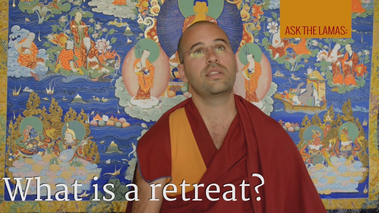 What is a retreat?