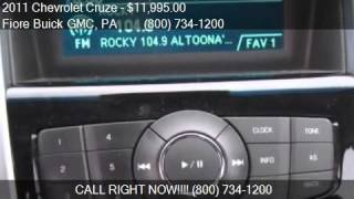 2011 Chevrolet Cruze 4dr Sdn LS for sale in Altoona, PA 1660