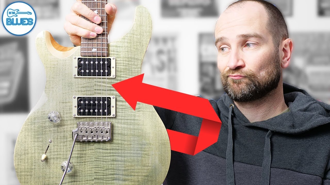 The Top 6 Reasons I Dig the 2018 PRS SE Electric Guitar